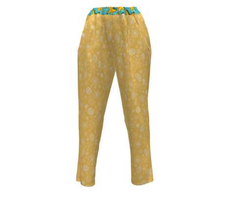 Colourful Celestials - Zingy Frosting - Daffodil Yellow