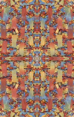 knitting freeform - kaleidoscope11