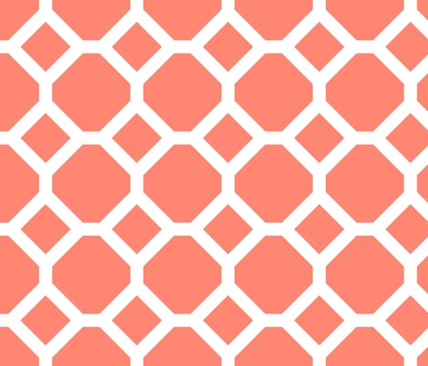 Rtiling_coral_and_mint_graphic____block_lattice__peacoquette_designs___copyright_2015_6_shop_preview