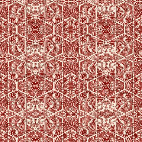 Paisleygram fabric by edsel2084 on Spoonflower - custom fabric