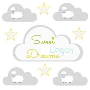 Sweet Dreams - Personalzied lemonaid- Sea blue