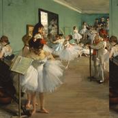 Degas Dance