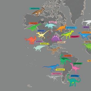 Dino Mapasaurus /No Border