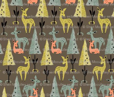 Deer Dwelling: Dark