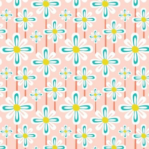 Flower Power - Retro Floral