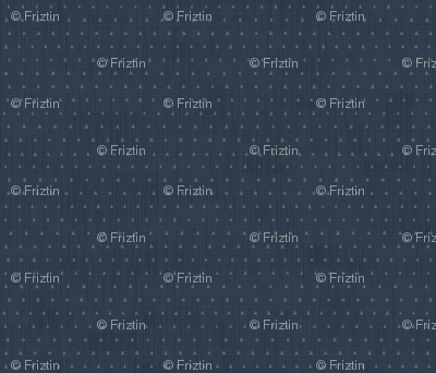 Mini Triangles in Navy by Friztin
