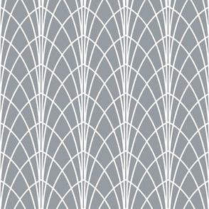 Arcada - Modern Geometric Grey