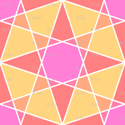 03997703 : rhombus 3 cross : hot southern star