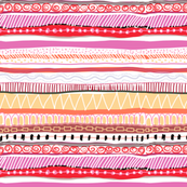 Mary Carmella Stripe