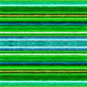 Fractalius Teal Stripes