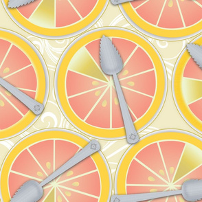 Grapefruit Spoons