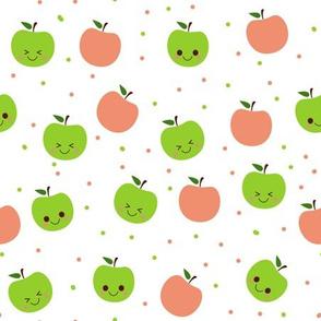 Apple Sass Dots