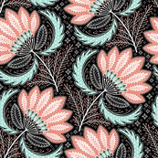 Rrfloral_of_coral__mint__black___white_print_ok_shop_thumb