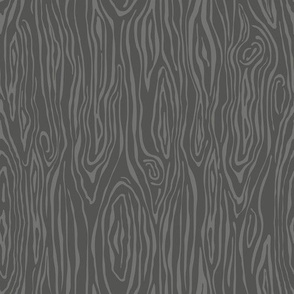 Gray Woodgrain