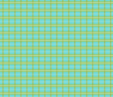 NW Plaid Blue fabric by hey_darlin' on Spoonflower - custom fabric