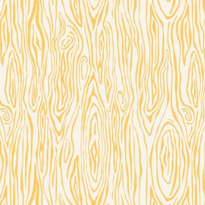 Yellow Woodgrain Small