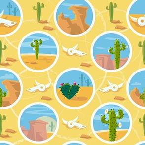 Desert Spots