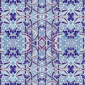Starry Paisley Night