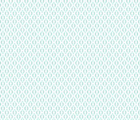"Aztec Ombre ""Mint"" Small Scale fabric by leanne on Spoonflower - custom fabric"