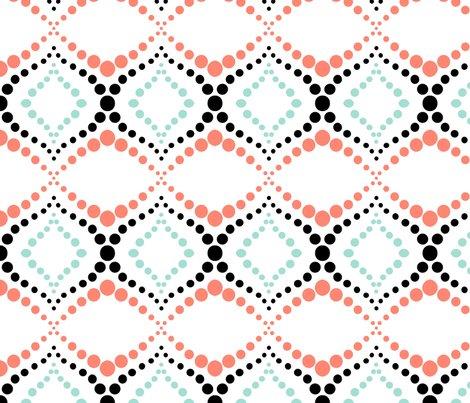 Rmoroccan_tile_quarter_coral_mint_shop_preview