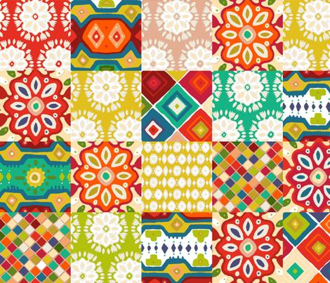 ABRAZO fabric by scrummy on Spoonflower - custom fabric