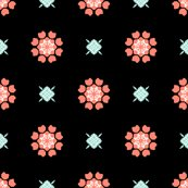 Rrrrrranemome_of_my_anemome_coral_on_black_shop_thumb