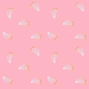 flights- pink