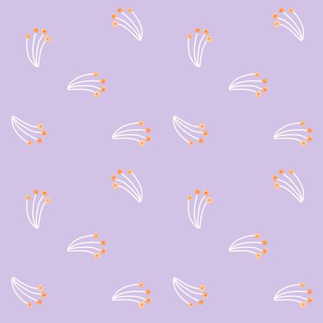 flights- Lavender fabric by jennifergeldard on Spoonflower - custom fabric