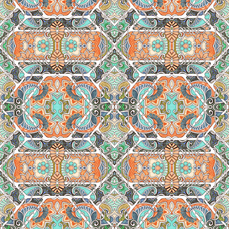 I'll Be Ready If 1928 Returns fabric by edsel2084 on Spoonflower - custom fabric
