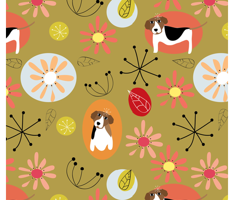 beagels fabric by cathleenbronsky on Spoonflower - custom fabric