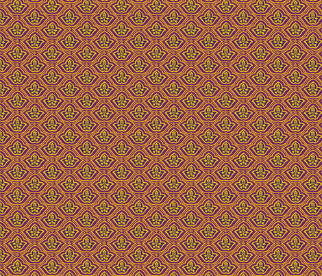 olpersian2 fabric by unseen_gallery_fabrics on Spoonflower - custom fabric