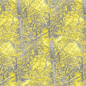 Yellow and Grey Trees