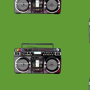 Ghetto Blaster Wallpaper