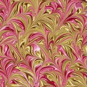 Metallic-PinkGold-Swirl