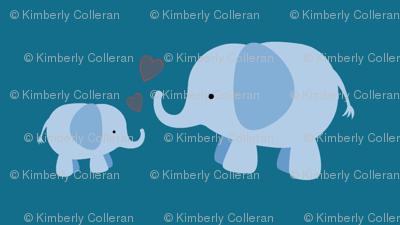 Parents Love: Elephants