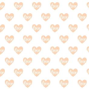 loveheartpeach