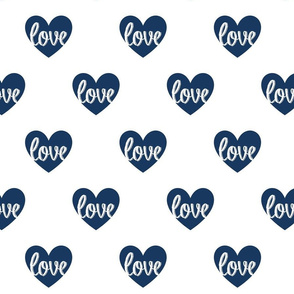 loveheartnavy