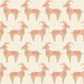 Goats for Llama Fun