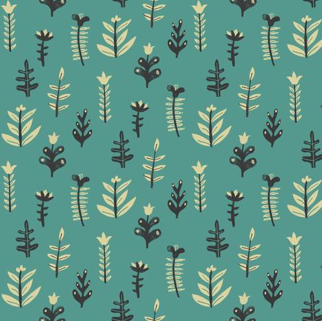 Botanika fabric by crumpetsandcrabsticks on Spoonflower - custom fabric