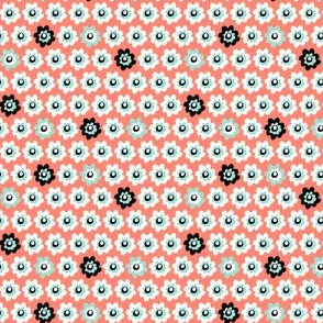 Daisy Mae - Floral Retro Pink