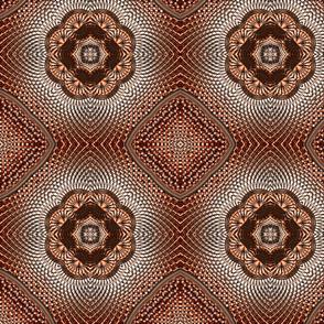 Coppertone Shield Kaleidoscope 02