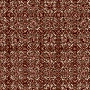 Coppertone Shield Kaleidoscope 14