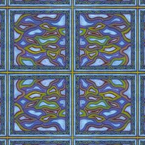 Blue murmurs
