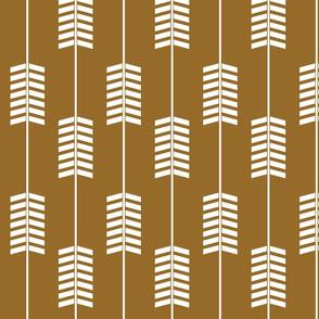 arrows tail  // orange