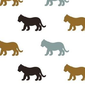 lion cub // multi