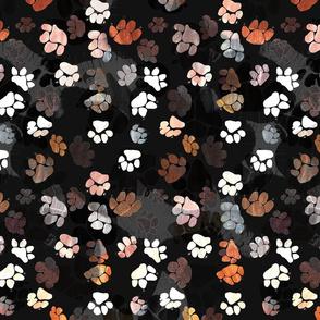 Beagle Batik - Paws
