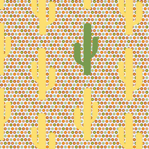 cactus_dot_relief_yellow_with_green