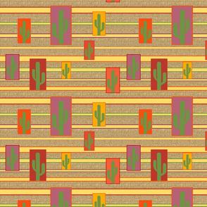 desert_range_cactus_frame_yellow_stripe_burlap_back