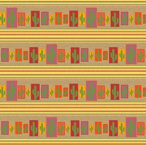 desert_range_cactus_line_yellow_stripe_burlap_back