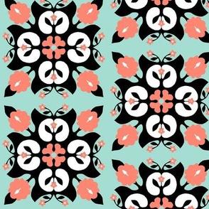 Hawaiian tiles